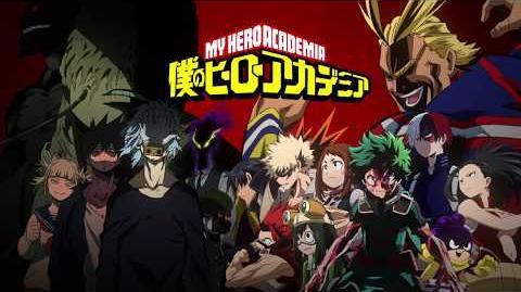 『僕のヒーローアカデミア』(ヒロアカ)TVアニメ第3期制作決定CM