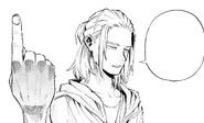 Nine explains his Quirk