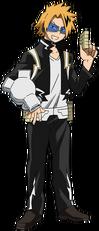 Denki Kaminari 2nd Hero Costume
