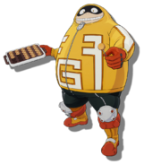 Taishiro Toyomitsu One's Justice 2 Design