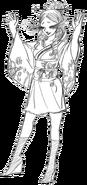 Bibimi Kenranzaki Manga Profile