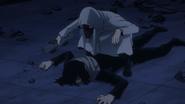 Chrono captures Shota Aizawa