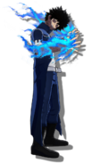 Dabi One's Justice 2 Design