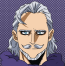 Gentle Criminal Anime Portrait