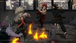 Katsuki & Eijiro vs Villains