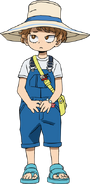 Katsuma Shimano Full Body Profile