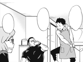 Koichi is gushing over Stendhal