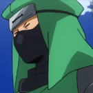 Green Seijin Student Portrait