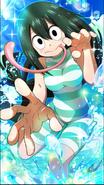 Tsuyu Asui Character Art 6 Smash Tap