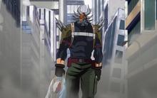 Villain-All Might subdues Shoto