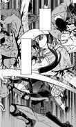 Stendhal slaughters the Abegawa Tenchu Kai's executives