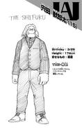 Volume 21 Jurota Shishida Profile