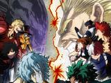 Boku no Hero Academia 3 (аниме)