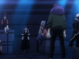 Kai Chisaki vs. League of Villains