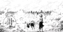The Warped Horizon-0