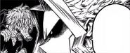Toshinori inquires Tomura's whereabouts