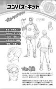 Volume 10 (Vigilantes) Hokuto Hario Profile