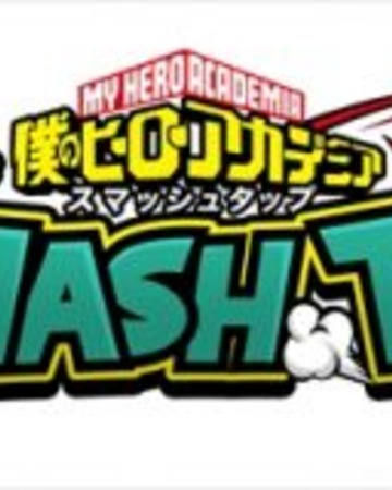 My Hero Academia Smash Tap My Hero Academia Wiki Fandom