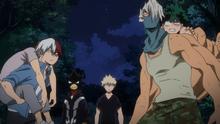 Bakugo Escort Squad