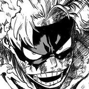 Fat Gum Manga Portrait