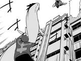Naruhata Vigilantes vs. Teruo Unagisawa