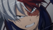 Shoto faces Stain