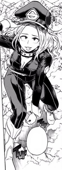 Camie Hero Costume Full Body