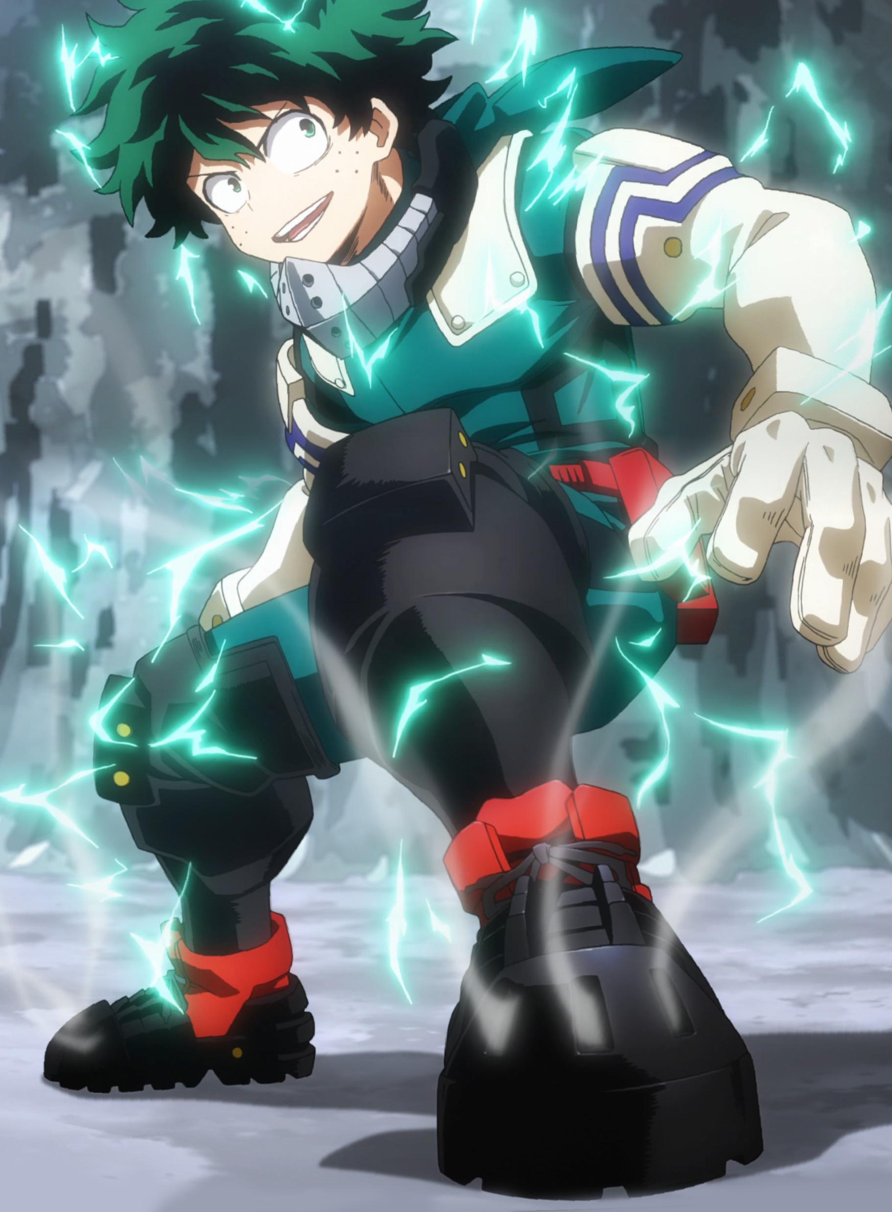 Deku (my hero academia) VS rex salazar (generator rex
