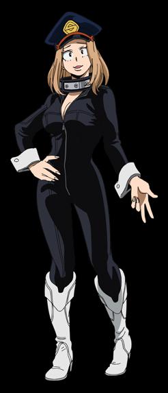 Camie Utsushimi Anime Traje