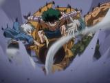 Bakugo Escort Squad vs. Vanguard Action Squad