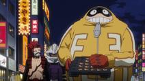 La Agencia Fat Gum patrulla
