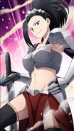Momo Yaoyorozu Character Art 12 Smash Tap