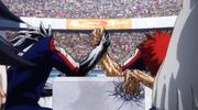 Eijiro vs Tetsutetsu 3