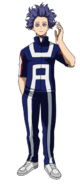 Hitoshi Shinso Anime Profile