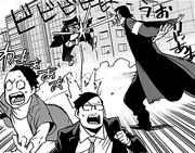 Jube and Ichimoku fighting each other