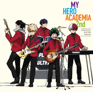 My Hero Academia 2nd Soundtrack