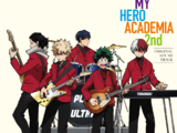 My Hero Academia 2nd Original Soundtrack