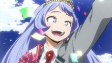 Nejire wins the beauty pageant (Anime)