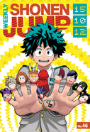 Weekly Shonen Jump - Volume 194 Cover