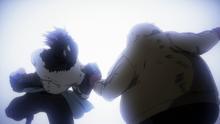 Fat Gum vs. Rappa (Anime)