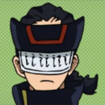 Hiryu Rin Anime Portrait