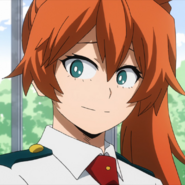 Itsuka school uniform