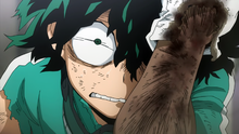 Izuku injured 1