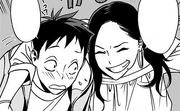 Makoto and Koichi team up