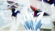 Shoto vs Izuku