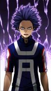 Hitoshi Shinso Character Art 1 Smash Tap