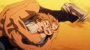Mezo rescues Katsuma and Mahoro