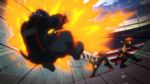 Katsuki and Eijiro defeat Seiji