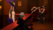 Stain confronts Tomura