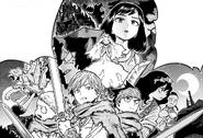 Class 1-B's School Festival Play (Manga)